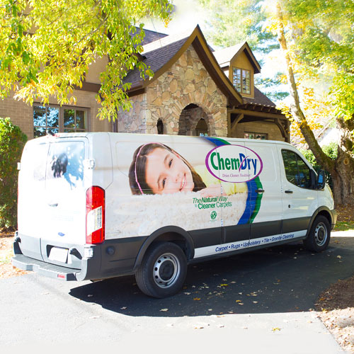 Power Chem-Dry provides professional carpet and upholstery cleaning services